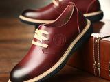 15春季男士皮鞋时尚都市时尚男鞋英伦商务休闲舒适百搭鞋厂家直销