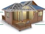 师人定制轻钢别墅施工工艺和优势