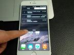 最新款 双核 i6 6S 6代安卓4.2智能指纹手机批发4.7寸3G土豪金
