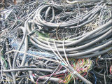 长期高价回收龙岗布吉废电缆电线大量高价收电缆废料