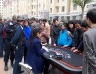 俄罗斯转盘桌出租租赁俄罗斯转盘游戏桌