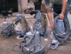 海淀上地污水泵排污泵维修安装,水泵电机修理保养