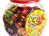 箭牌绿箭大大泡泡糖720g 儿童零食 童年回忆 经典味道 厂家直