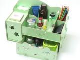 厂家直销欧式化妆品护肤品收纳盒梳妆台整理