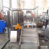 颜料生产设备 高速乳化搅拌机 自动化乳化搅拌机高速搅拌机