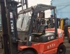 合力4吨4.5吨叉车丶杭州原版新款4吨4.5吨二手叉车转让