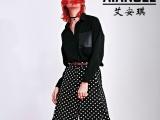 广州艾安琪当季新款女装品牌折扣公司一手货源清仓走份批发