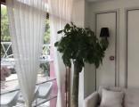 车公庄窗帘定做(西派国际公寓窗帘定做)椰子布艺