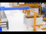 工業工廠二維三維動畫設計制作