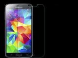 三星手机钢化膜批发 三星S5钢化玻璃膜 高清三星手机保护膜
