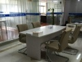建工大厦精装修办公室一套200平方含家具电器