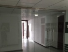 高品质玻璃门 感应门 门禁门 旋转门 玻璃隔断 雨棚等