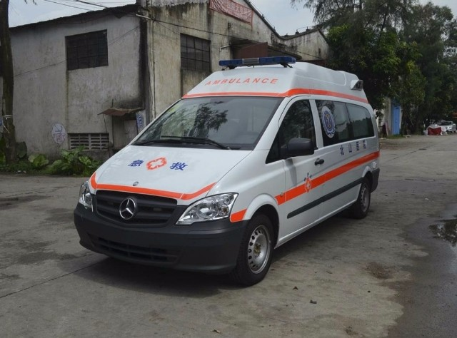 北京120长途救护车出租