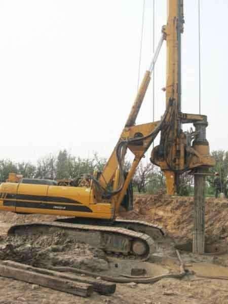 北海市哪里有旋挖钻机施工队伍?广西旋挖钻机专业承包桩基础施工