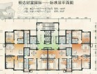 湖南 明达财富国际 4室 2厅 146平米 价格可议 出售明达财