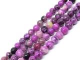 DIY 饰品配件半成品 散珠 配件 舒俱来来 紫龙晶 水晶批发
