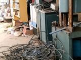 成都收廢鐵回收廢銅廢鋁電線電纜積壓物資工地廢料