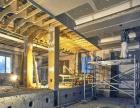 金叶子装饰商业装修,十年经验,多种样板工程可参观
