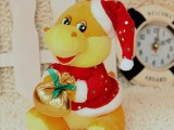 广东毛绒玩具厂 定做动漫毛绒玩具 毛绒吉祥物 圣诞毛绒玩具熊