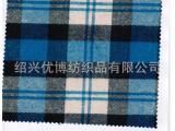 现货供应全棉 16S 高密斜纹磨毛绒布面料,价格公道,保证足米