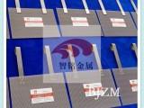 铂电极 铂金钛网 白金钛网 镀铂钛板
