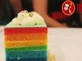 贵阳彩虹蛋糕免加盟培训加盟