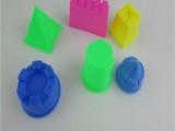 儿童益智玩具梦幻城堡模具六件套模具彩沙专用玩沙工具批发