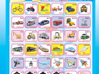 供应 交通类学习挂图 0-3岁儿童启蒙知识益智玩具 带USB充电