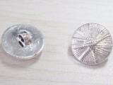 34L 21mm 银色塑料手缝扣
