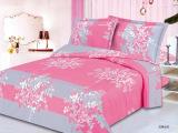 特价供应 亚麻床单布 料 老粗布床单面料  100款 花型
