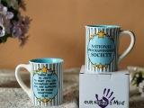 厂家供应小清新水杯 陶瓷杯子 马克杯批发