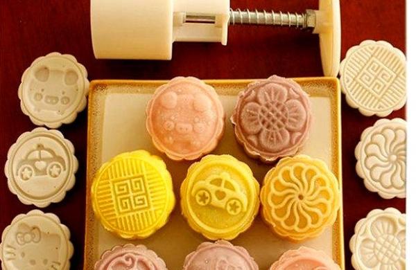 南宁DIY月饼活动广式月饼冰皮月饼