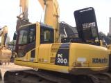 深圳小松200和220等二手挖掘机出售个人出售二手挖掘机