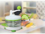 优质加厚塑料多功能绞肉机绞馅机碎菜饺子料理机手动辅食料理机