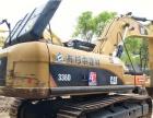 二手挖掘机 精品卡特 原装进口质保1年 送货上门