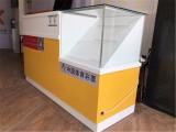 新款木质烤漆中国体育彩票店展示柜台体彩销售柜体彩桌子