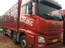 解放JH6前四后八国五司机一手装货车急转1年3.6万公里27.6万