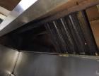 大型厨房油烟机清洗