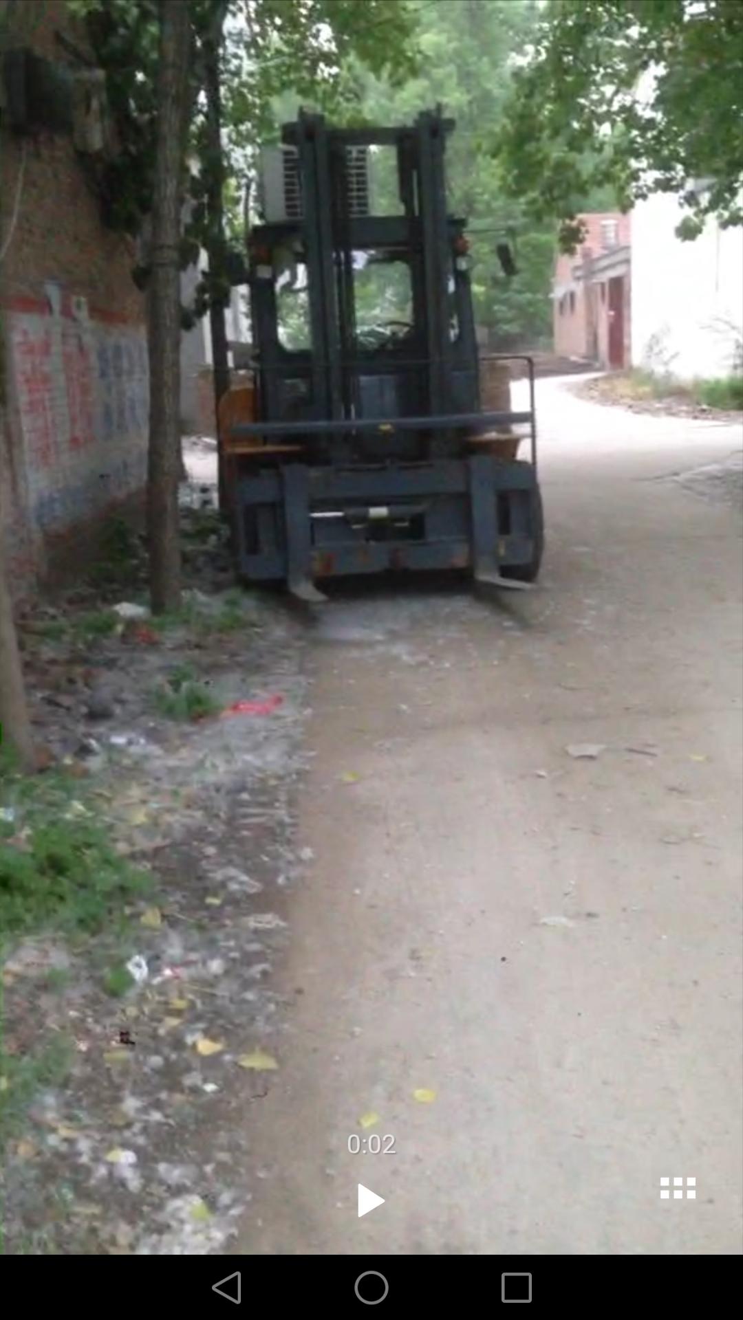 郸城叉车租赁