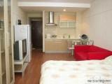 自助公寓大床房時尚經濟設施全 拎包入住特方便 大石橋清華園