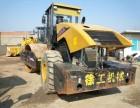 齐齐哈尔二手22吨压路机交易市场