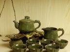 窑变茶具 大壶 钧窑茶具套装陶瓷功夫茶具 可加LOGO礼品订单批发