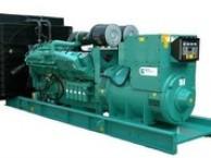 星光沃尔沃环保柴油发电机组
