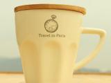 巴黎旅途 欧式礼品批发 拉菲庄园陶瓷咖啡杯 时尚情侣杯子 水杯