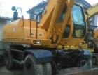 刚到的爆款现代200轮挖挖掘机