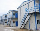 嘉兴鸿发彩钢板厂专业安装活动板房