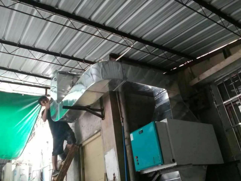 厨房风机维修安装与厨房排油烟机安装与维修安装与改造