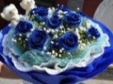 包头鲜花店,精品玫瑰鲜花,同城鲜花速递,开业花篮