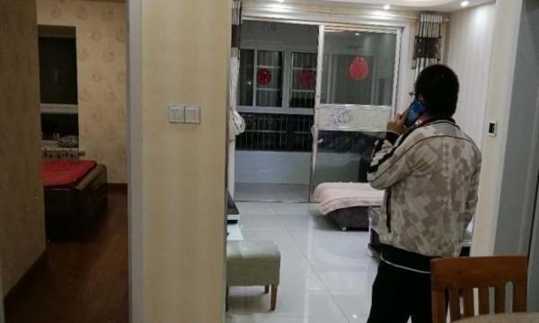 精装房锦海星城 2室1厅1卫 男女不限