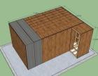 自建木屋,寻有经验工人